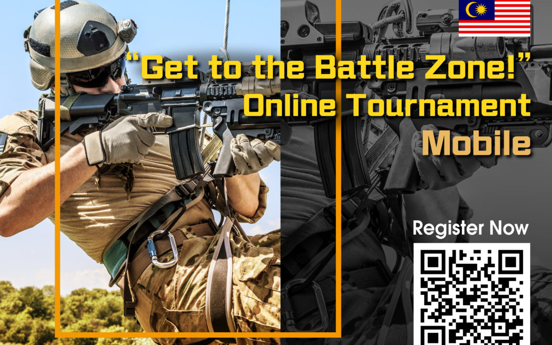 "YEAH Asia League -""Get to the Battle Zone!""online tournament in Malaysia!!!"