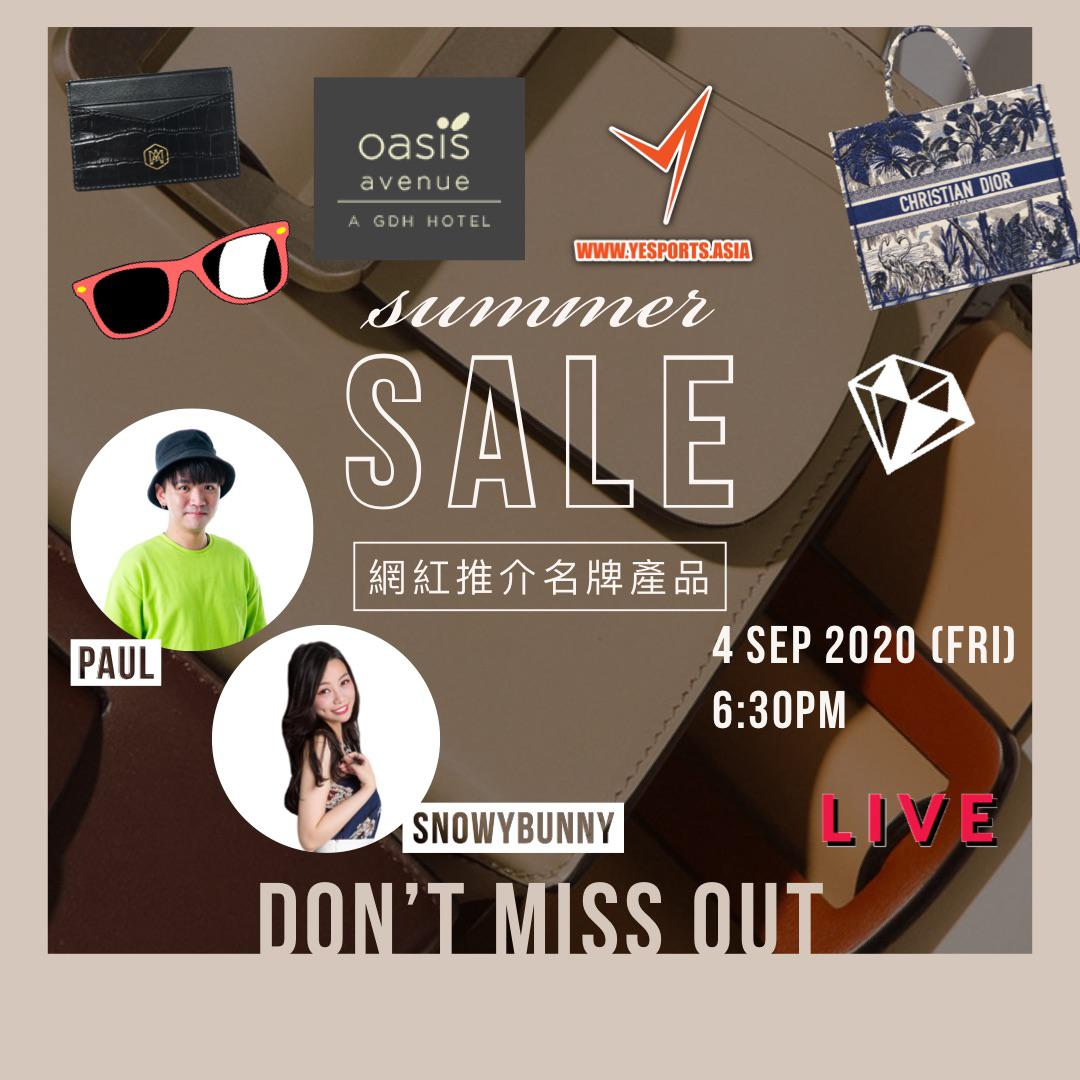 【Yesports x Oasis Avenue (Best Buyer) Happy Friday Sale!】